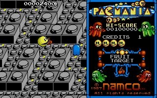 PAC-MANIA [ST] - Atari ST () rom download | WoWroms com